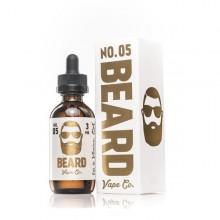 Beard Vape Co No. 05 e-juice yovapeo.com