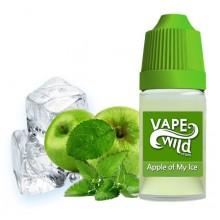 VapeWild Apple of My Ice e-Juice yovapeo mexico