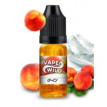 Peaches and Cream Ejuice (P+C)2 Vapewild